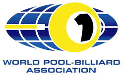 The World Pool-Billiard Association (WPA) Logo