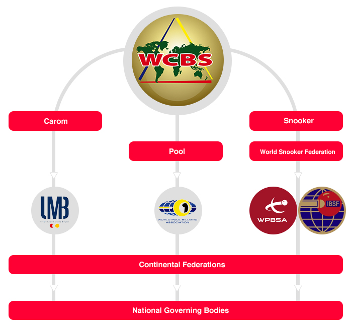 About us: WCBS Disciplines Diagram